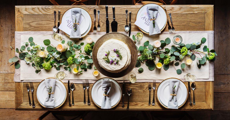 Einfache Küchenkräuter Rezepte besteck blumen dekoration 395134 1170x610