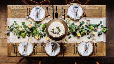 Einfache Küchenkräuter Rezepte besteck blumen dekoration 395134 390x220